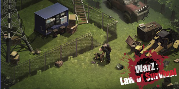 WarZ Law of Survival Mod Apk for Android
