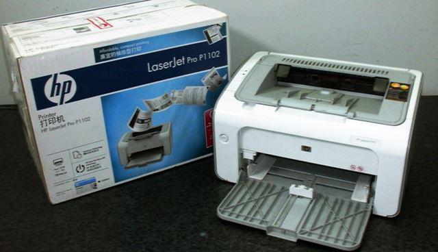 Hp Laserjet P1102-YTB