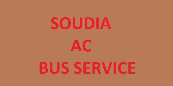 Soudia AC Bus Service
