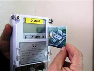 معلومات عن العدادت الذكية للكهرباء بمصر