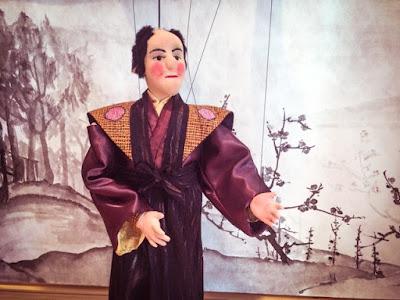Red Herring Puppets Tyvek Scenery 3