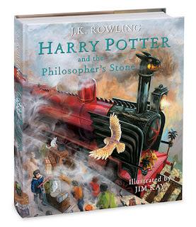 "Premiera ilustrowanego ""Harry'ego Pottera"""