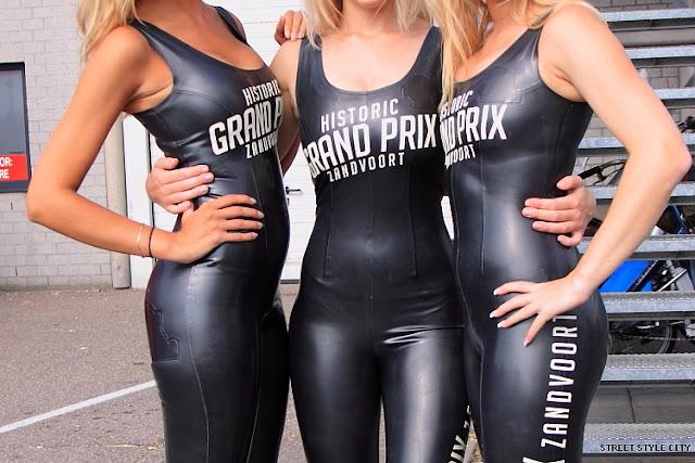 street style grid girls historic grand prix zandvoort. Black Bedroom Furniture Sets. Home Design Ideas