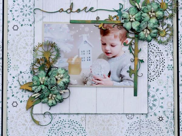 Adore - Creative Scrapbooker Magazine