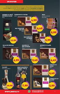 catalogul PENNY 14 - 20 noiembrie 2018 dulciuri hanul boieresc