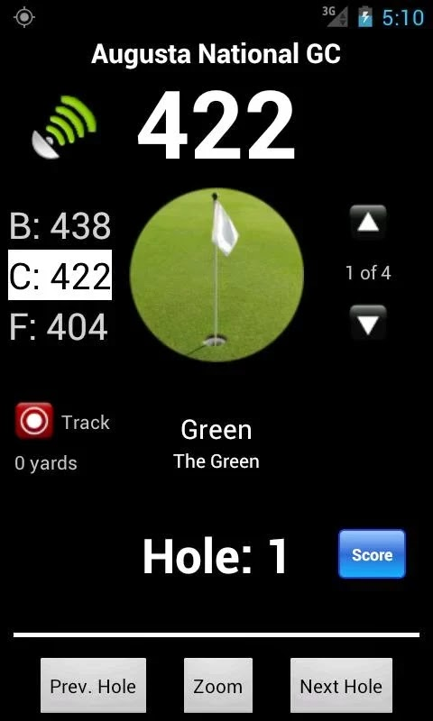 SkyDroid - Golf GPS APP v 2 0 2 Download Android apk - Unlimited