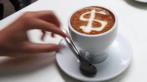 Bara kaffepengar?