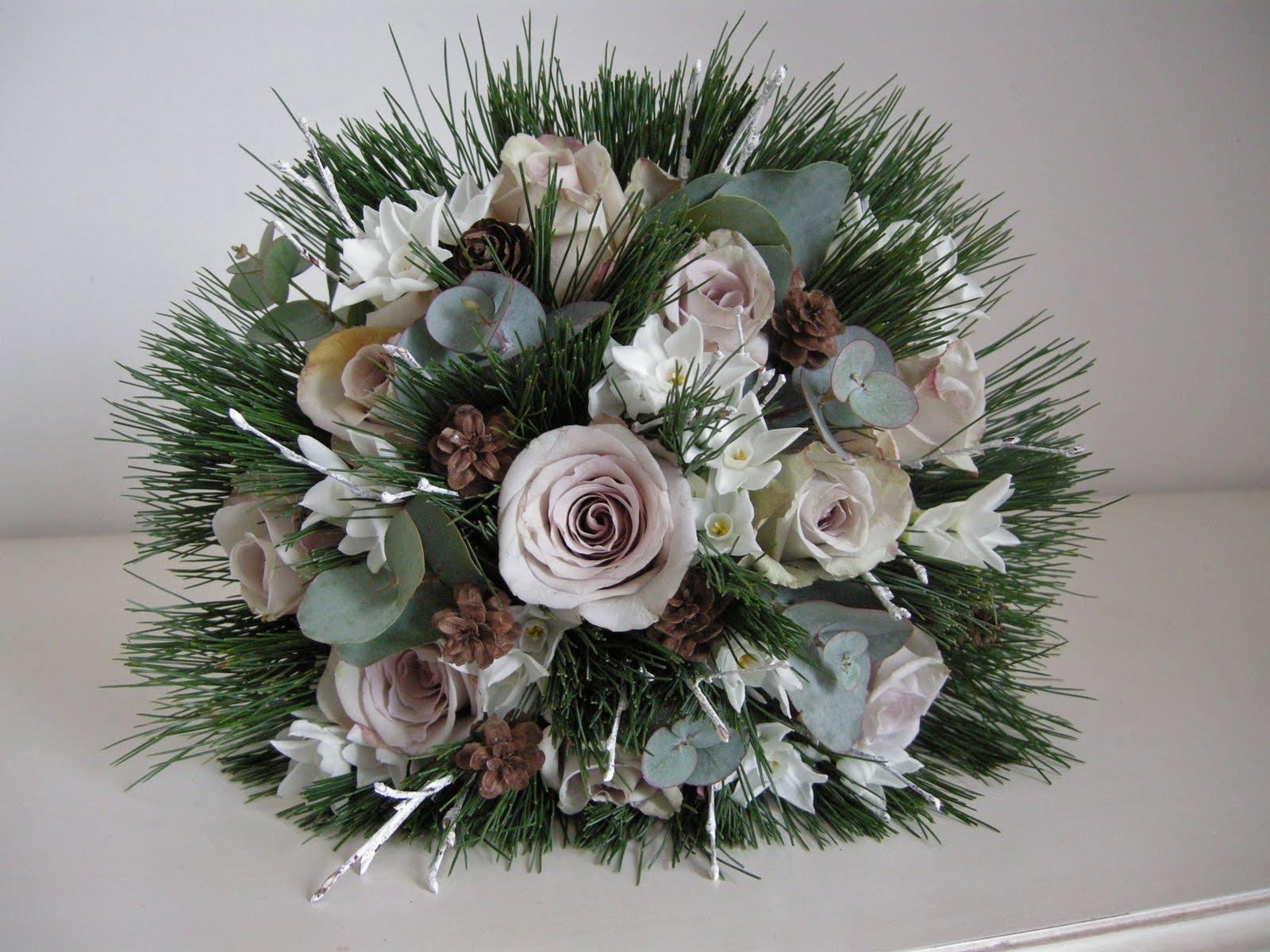 Wedding Flowers Blog: Winter Wedding Flowers