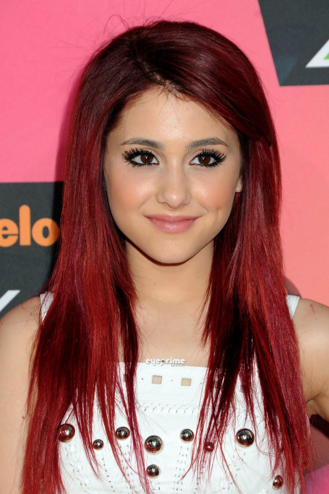 Ariana Grande Hairstyles