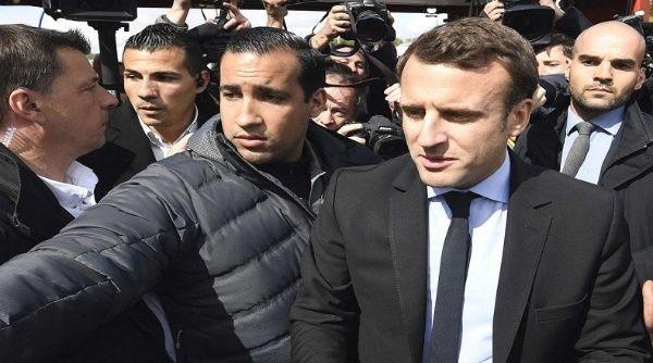 Detienen a jefe de seguridad de presidente francés por agresión