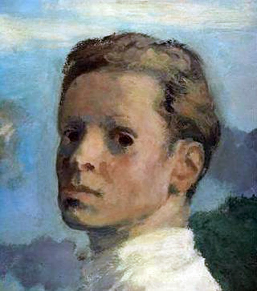Dyck Albert Van, Self Portrait, Portraits of Painters, Fine arts, Painter Dyck Albert Van