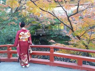 estanque sagrado Tsurugaoka Hachimangu