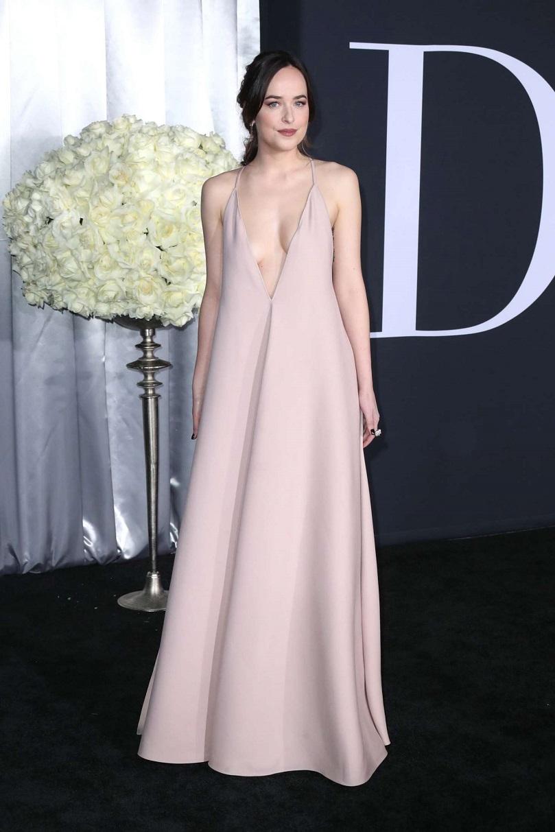 Dakota Johnson: Fifty Shades Darker LA Premiere -09 - GotCeleb