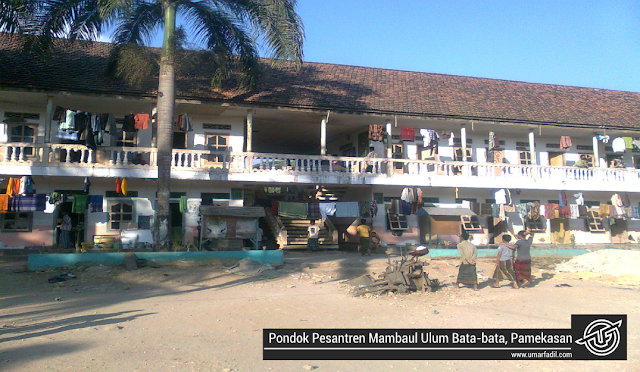 Pondok Pesantren Mambaul Ulum bata-bata Pamekasan | Umar Fadil