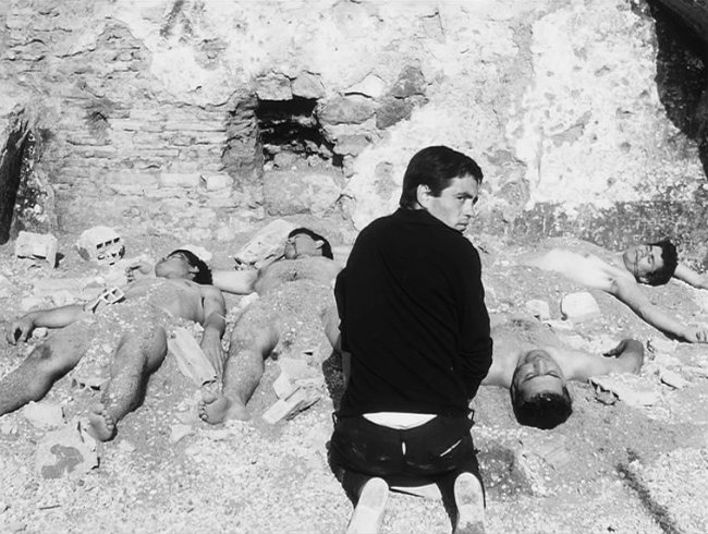 pier paolo pasolini essays On november 2, 1975, the italian director pier paolo pasolini was found  in this  essay originally published in the new yorker, roger angell hails ron.