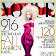 Lady Gaga on Vogue september 2012 issue