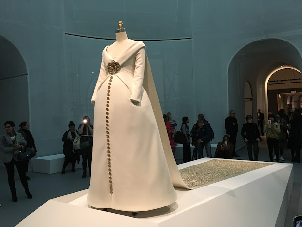 Metropolitan Museum Costume Institute Exhibit