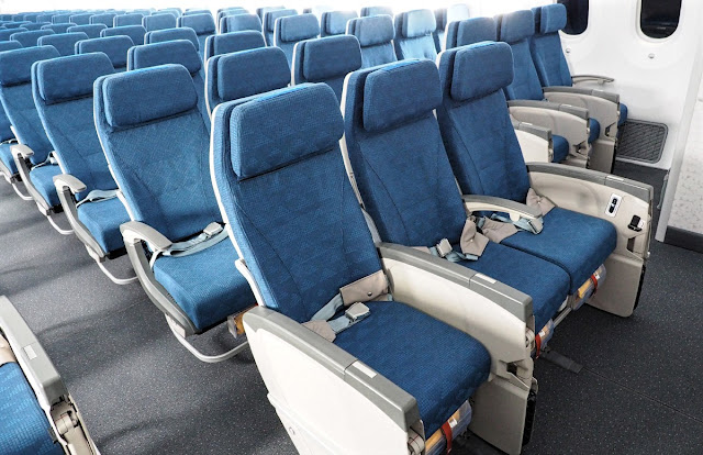 korean air 787-9 economy class