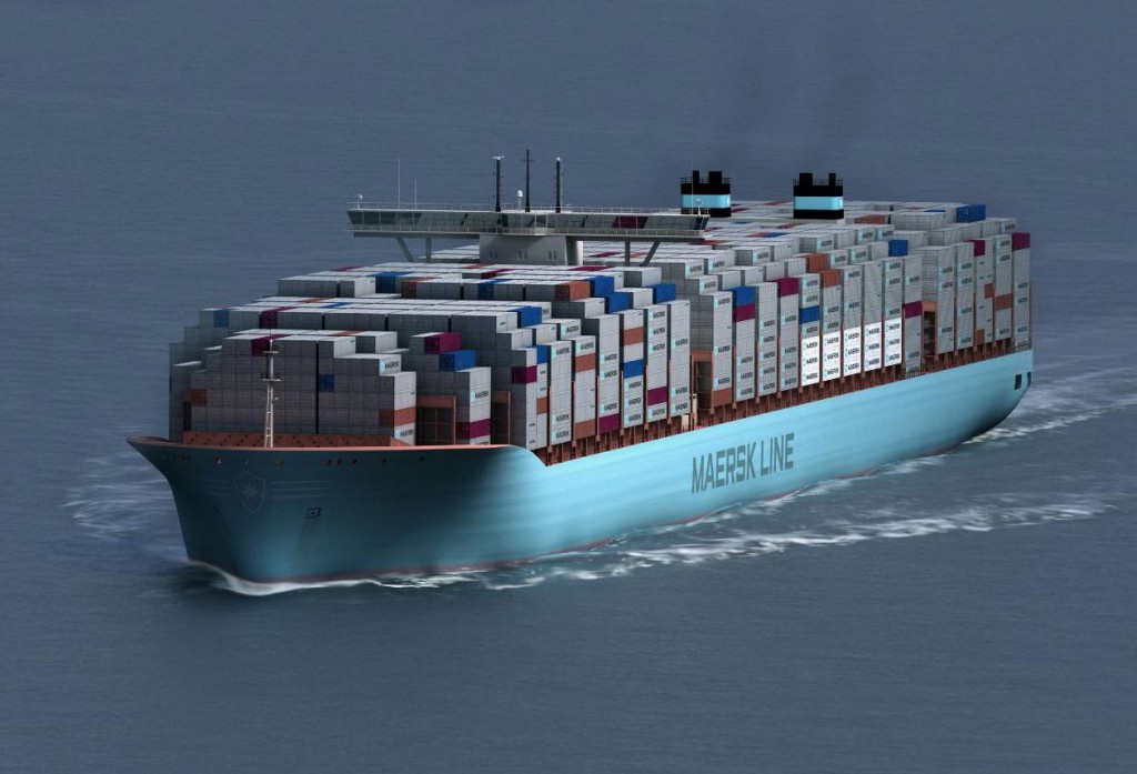 felixstowe dockers how much bigger can container ships get. Black Bedroom Furniture Sets. Home Design Ideas