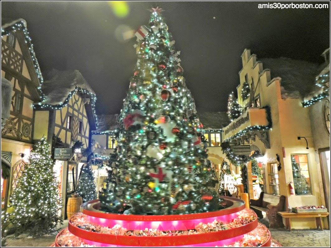 Yankee Candle Village: Bavarian Christmas Village