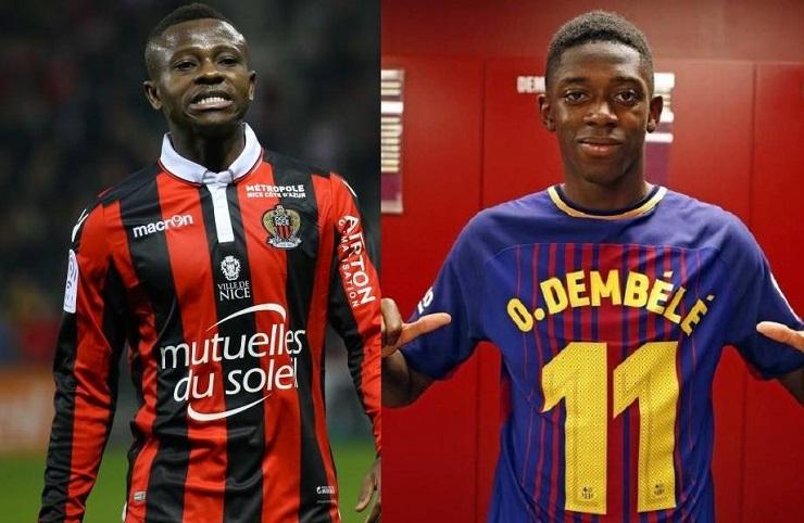 Jean Seri critica fuertemente el fichaje de Ousmane Dembélé