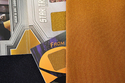 TNG skant - gold fabric color range
