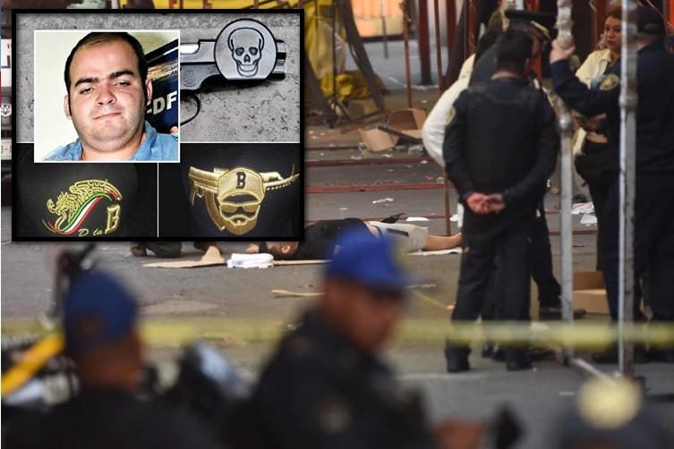 """""""La Unión Tepito"""" se habría infiltrado en la policía de la CDMX y el Estado de México, reclutando agentes."""