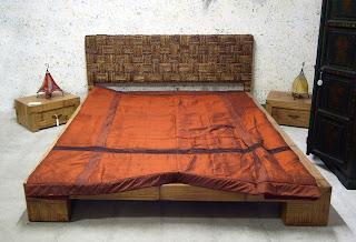 dormitorio estilo ético