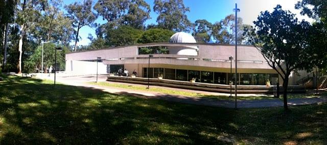 Parque Ibirapuera - Escola Municipal de Astrofísica