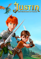 Justin and the Knights of Valour (2013) Dual Audio [Hindi-English] 720p BluRay ESubs Download