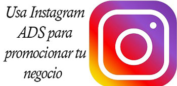 Utiliza Instagram Ads