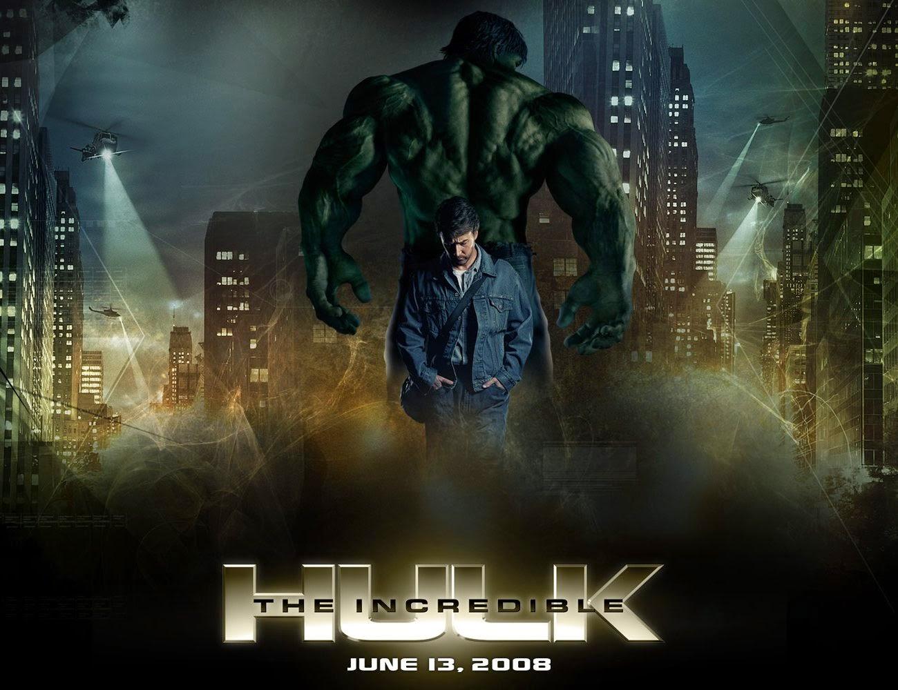 Hulk El increíble 2008 español latino descarga mega full hd marvel