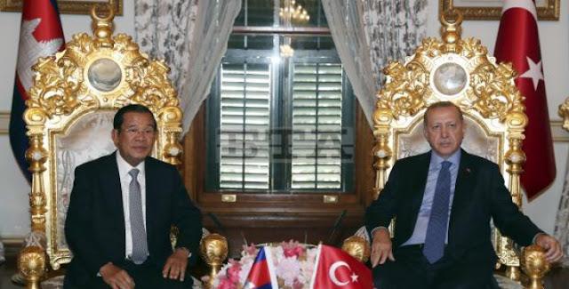 Kamboja dan Turki Sepakat Meningkatkan Perdagangan Senilai 15 Triliun Rupiah