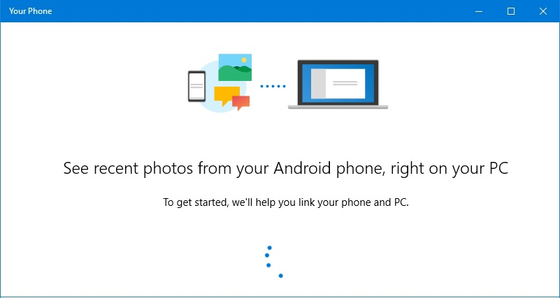Here's some troubleshooting tips to resolve problems with the Your Phone app on Windows 10