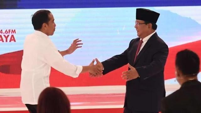 Popularitas Prabowo Melejit, BPN: Sinyal Jokowi akan Kalah