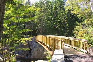 Image: Rocky Gorge, Swift River, New Hampshire, USA(c) FreeFoto.com