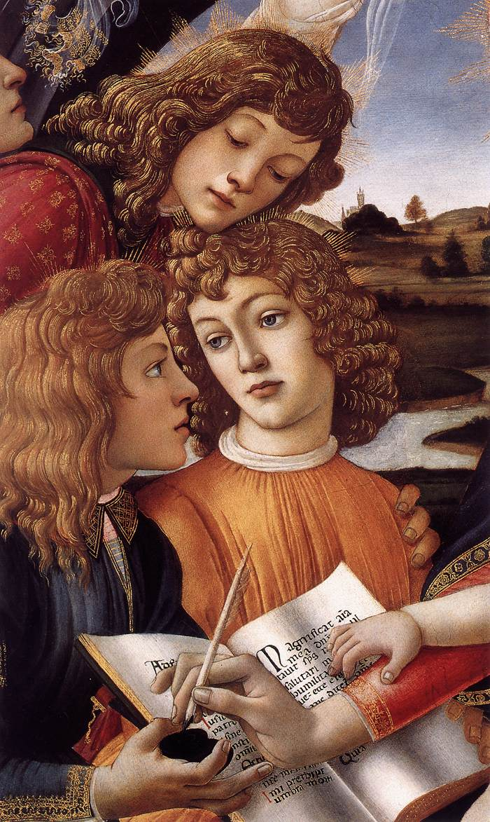 Spencer Alley: Italian Portraits, 15th century Botticelli Paintings