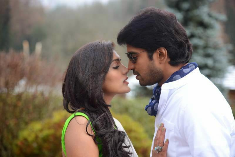 Allari Naresh-Bandipotu Film Stills, Eesha & Allari Naresh Hot HD Wallpapers from Bandipotu Movie