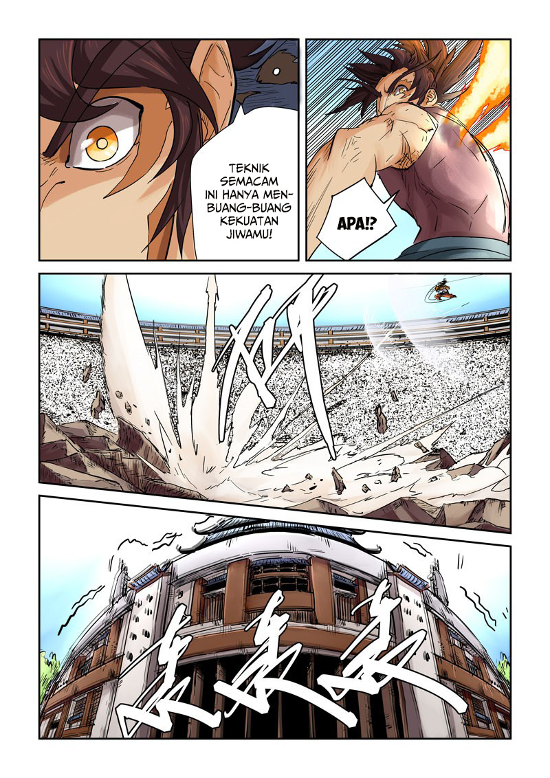 Tales of Demons and Gods Chapter 106.5