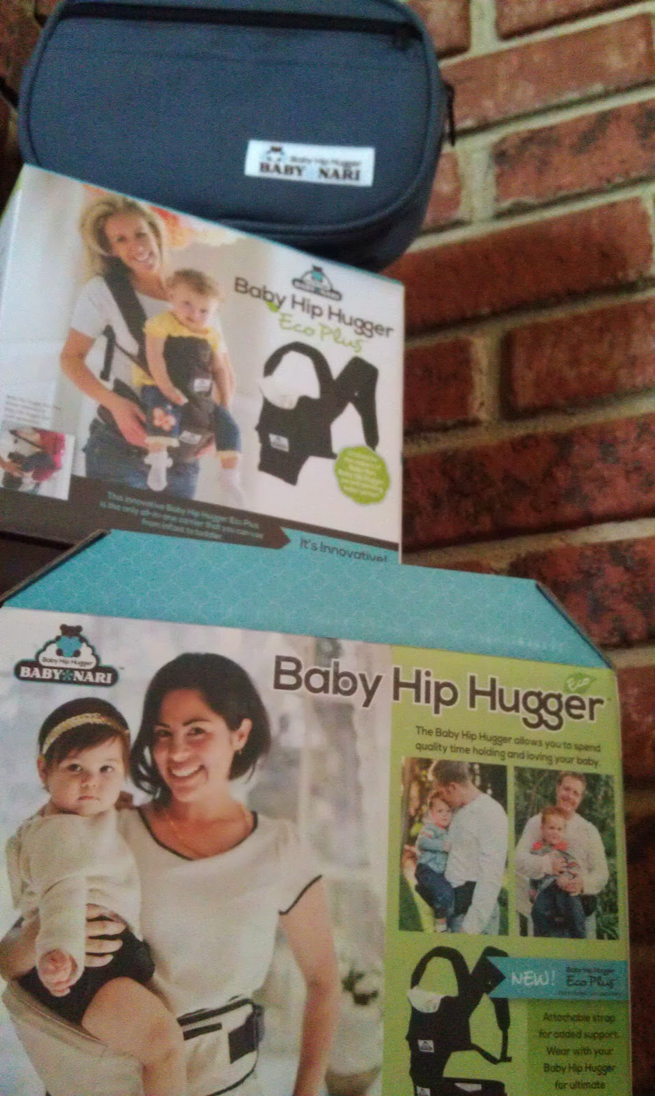 New Age Mama Review Baby Nari Baby Hip Hugger