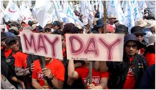 "KSPSI Rayakan ""May Day"" jaga NKRI"