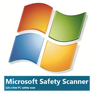 微軟惡意軟體移除工具 Microsoft Safety Scanner
