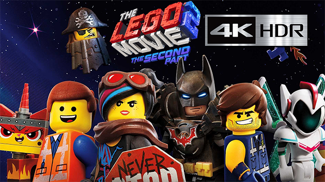 La Gran Aventura Lego 2 (2019) REMUX 4K UHD [HDR] Latino-Inglés
