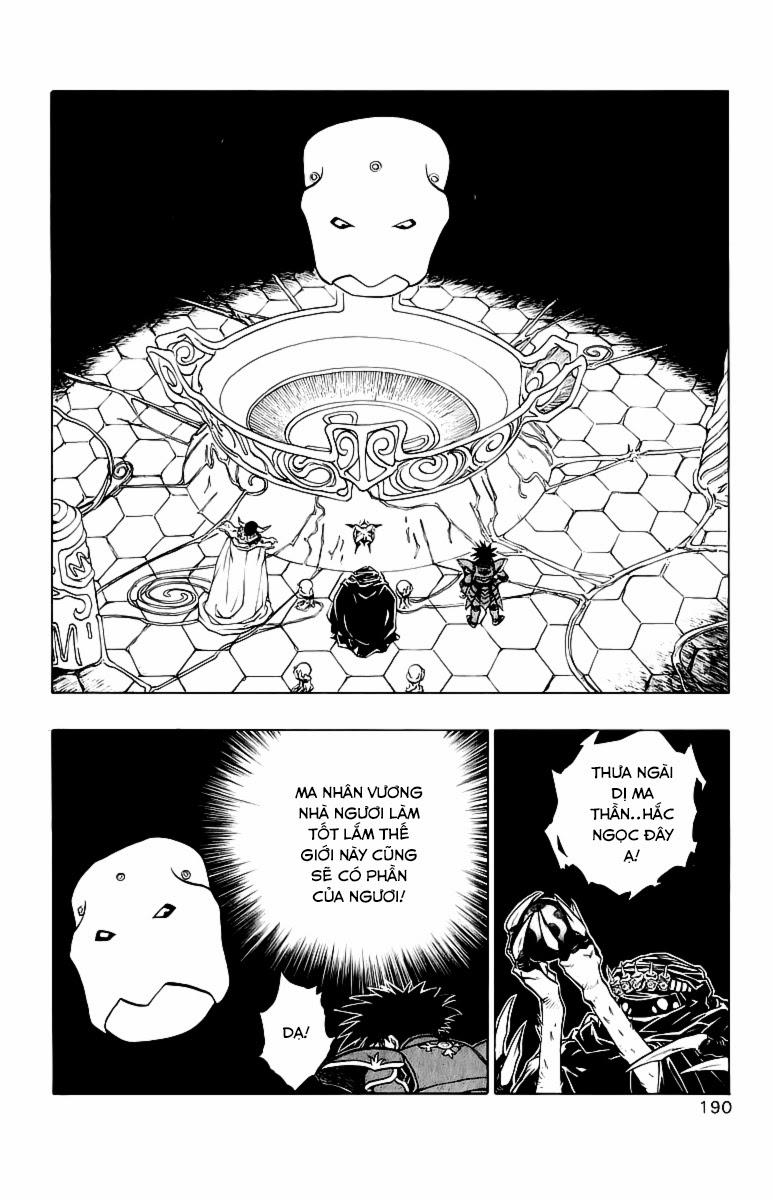 Dragon Quest: Emblem of Roto chap 37 trang 50