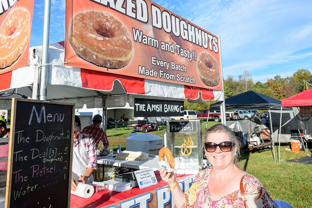 Peg finds the best doughnuts in the entire state of North Carolina