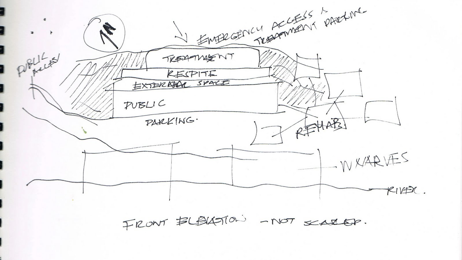 Architectural Design 5 Program Layout Design