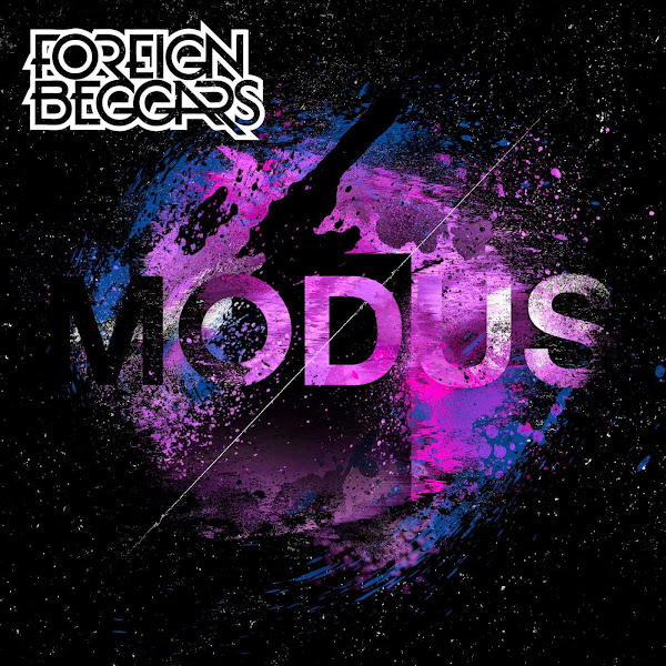 Foreign Beggars, Alix Perez & Eprom - Modus - Single Cover