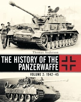 The History of the Panzerwaffe VOLUME 2: 1942–45