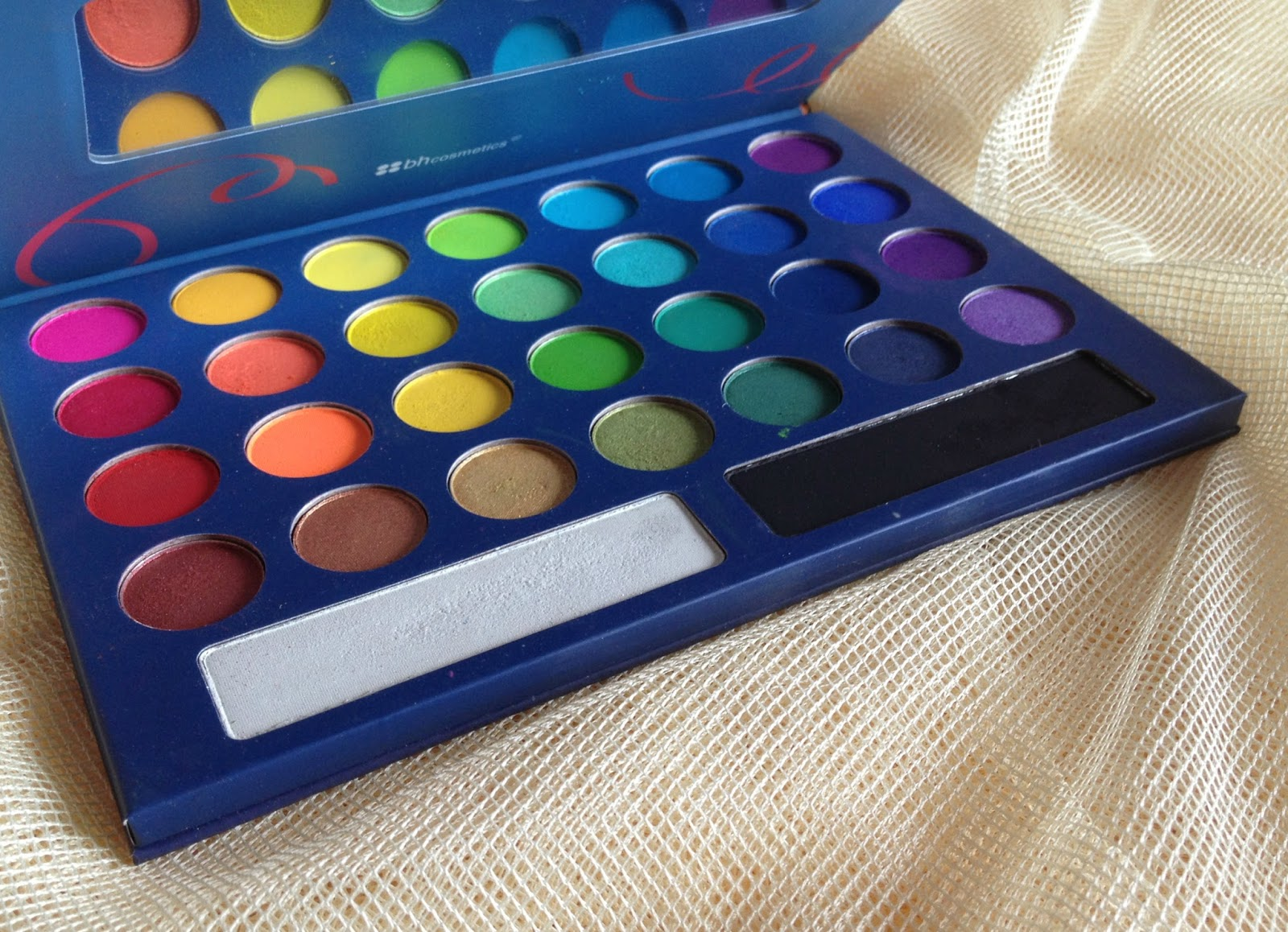 Metal And Makeup Bh Cosmetics Take Me To Brazil Palette