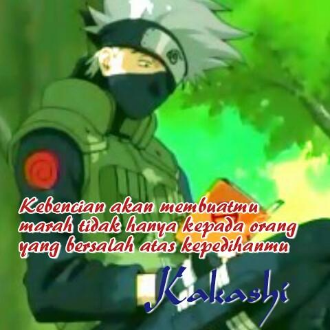Gambar Kata Kata Bijak Naruto Terbaru Yudanesia